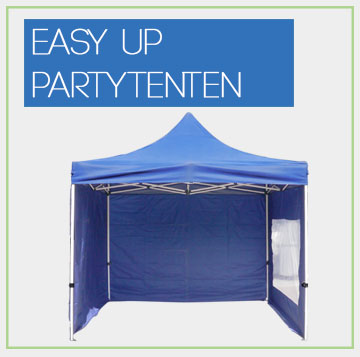 Easy up partytenten