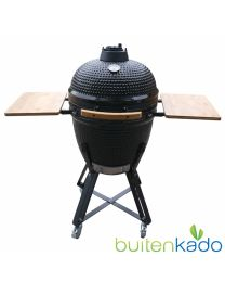 kamado large auplex black edition