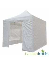 Actie easy up partytent 3x3 meter