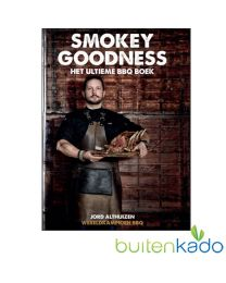 Smokey goodness boek