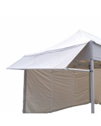 Vervangend tentdak 3x4,5 meter met luifel ultimate easy up partytent