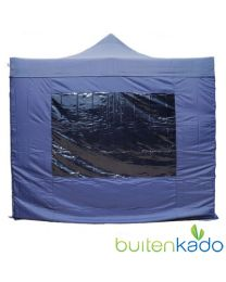 zijwand raam 3 meter easy up partytent ultimate aluminium