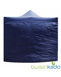 zijwand dicht 3 meter easy up partytent pro