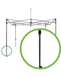 onderpoot los easy up partytent staal pro
