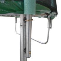 Trampoline 305 cm classic, met veiligheidsnet