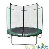 trampoline 244 cm met veiligheidsnet