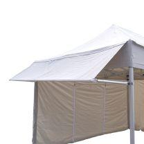 Vervangend tentdak 3x4,5 meter met luifel ultimate easy up partytent