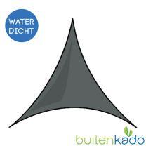 Waterdicht schaduwdoek 4,5x4,5x4,5 meter
