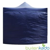 losse zijwand dicht easy up partytent ultimate aluminium