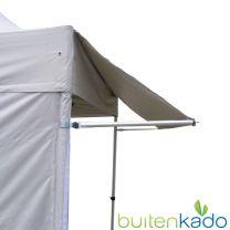 Vervangend tentdak 3x3 meter met luifel ultimate easy up partytent