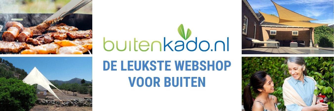 Alles voor jouw buitenplezier vind je bij Buitenkado.nl