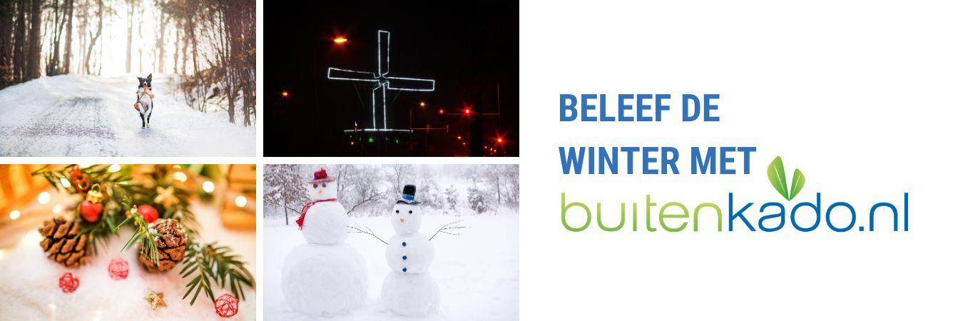 Beleef de winter met Buitenkado
