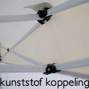 kunststof koppeling easy up tent